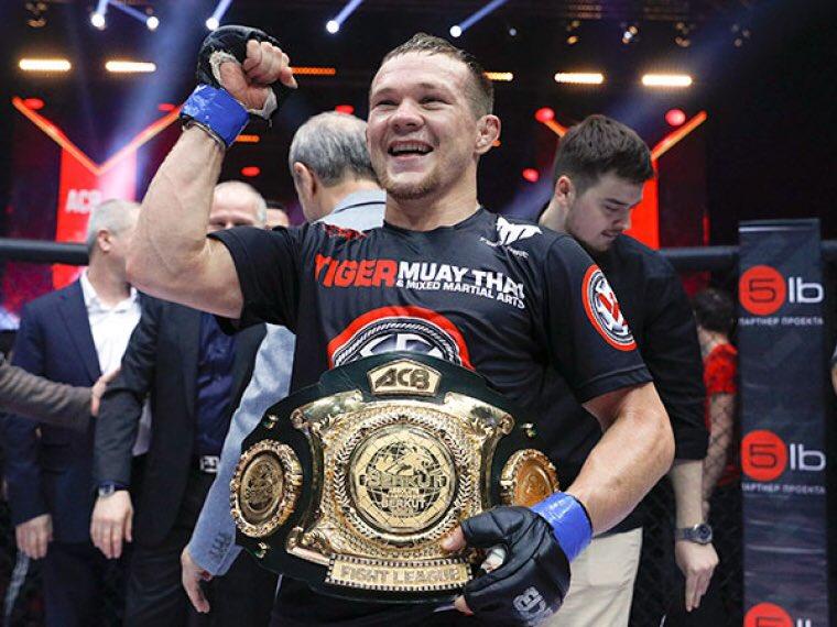 петр ян чемпион