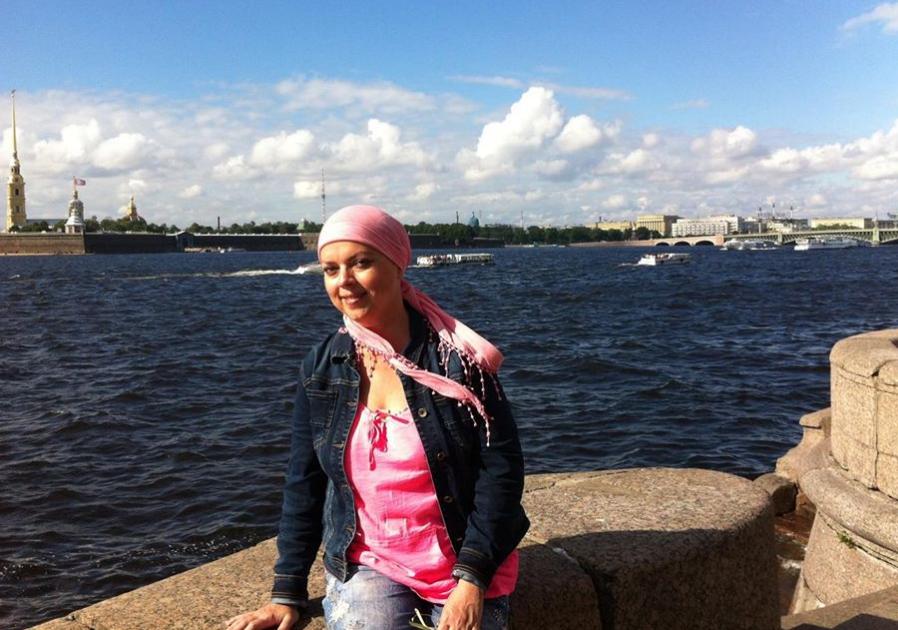 личные фото анны кирьяновой