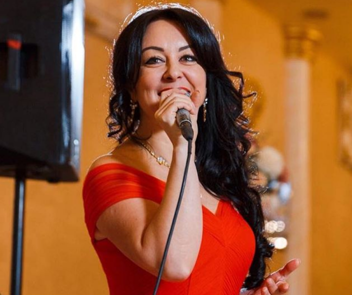певица Мадина Зангиева
