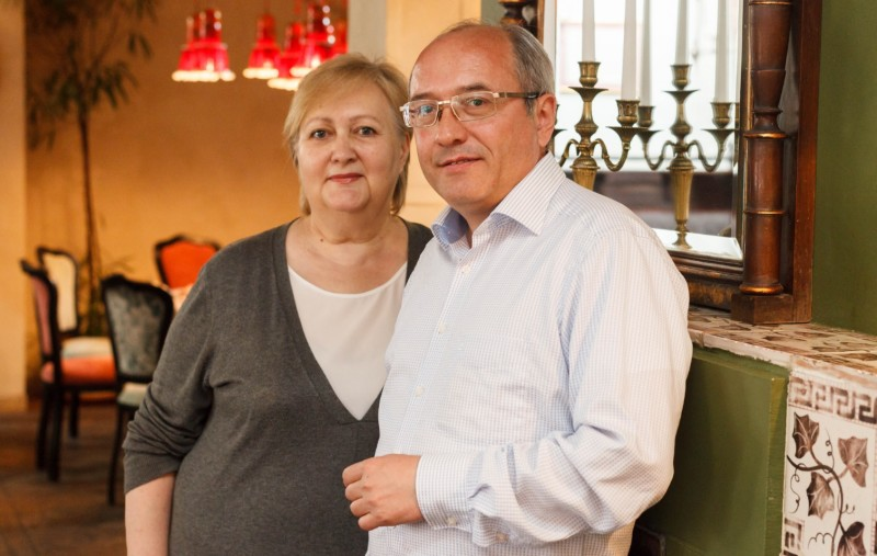 Ольга и Павел Сюткины