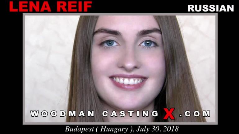 Lena Reif Woodman Casting X