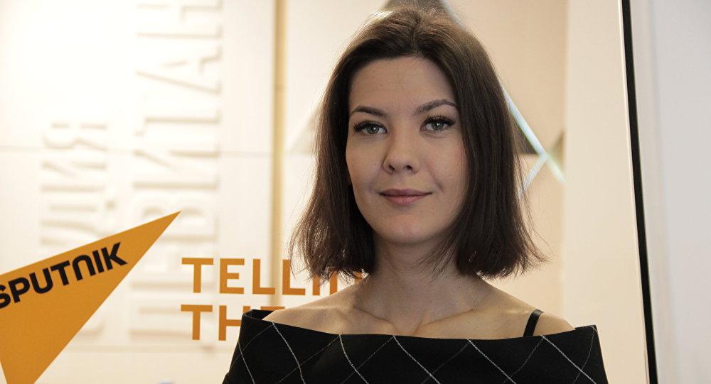 журналист Надана Фридрихсон