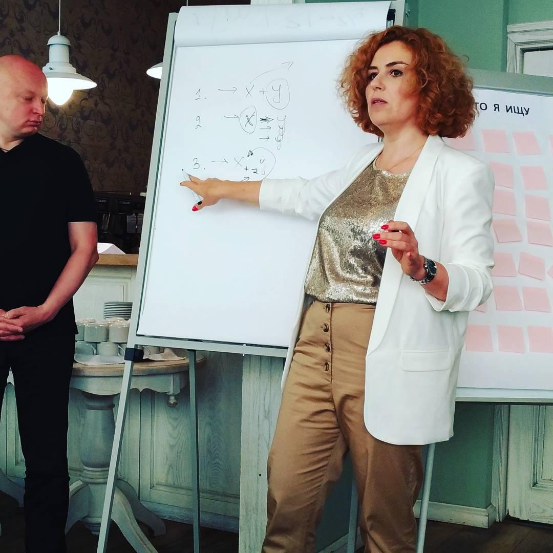 Наталья Закхайм обучение