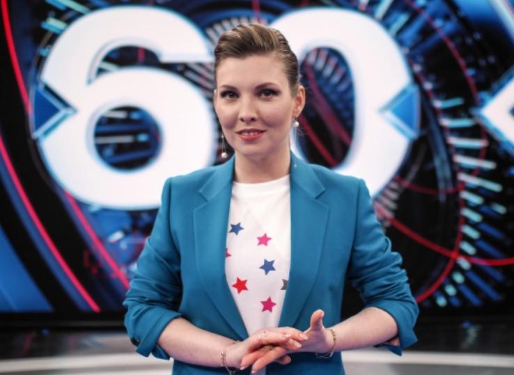 Ольга Скабеева 60 минут