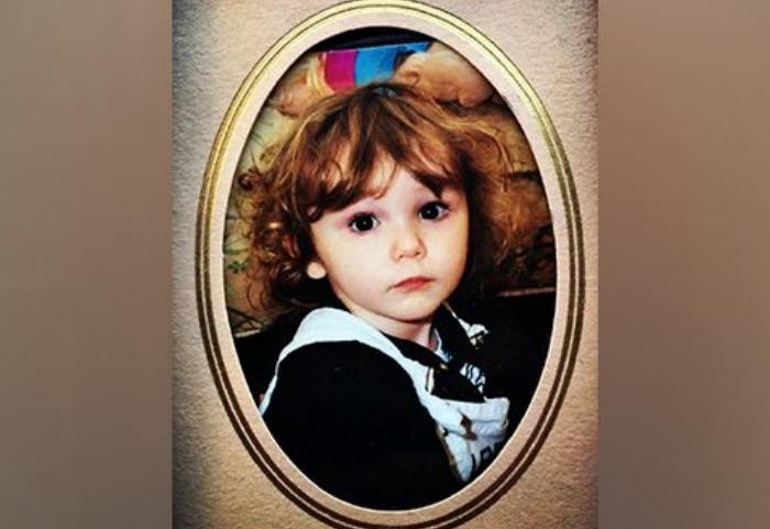 Марк МакКенна в детстве