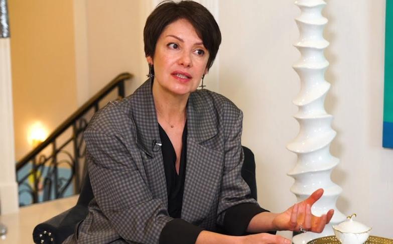 Яна Павлидис интервью