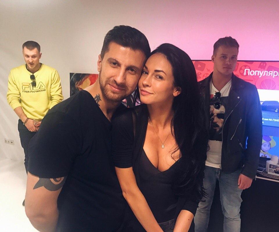 Анастасия Тукмачёва и Амиран Сардаров