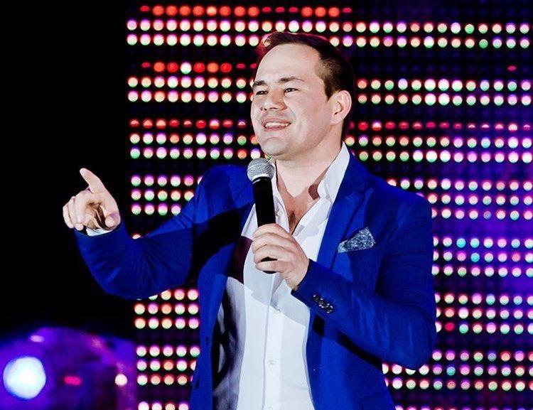 певец Ильшат Яппаров