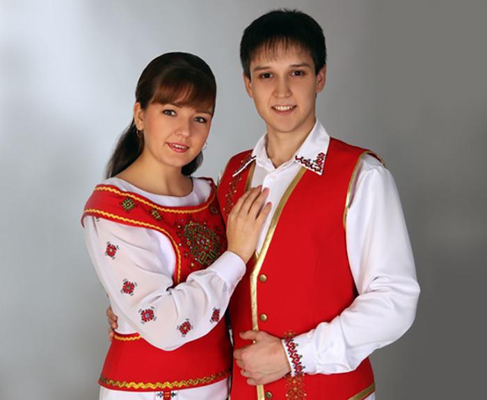 Денис Антипов и Оксана Степанова