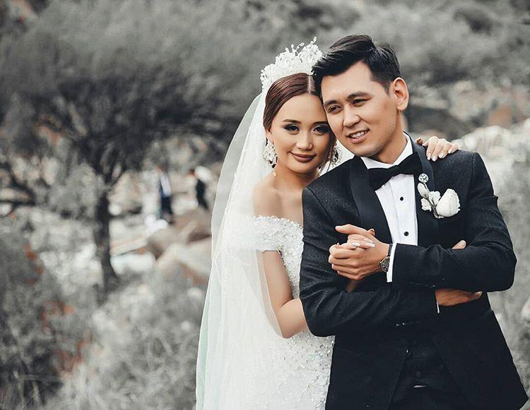 Асель Кадырбекова свадьба