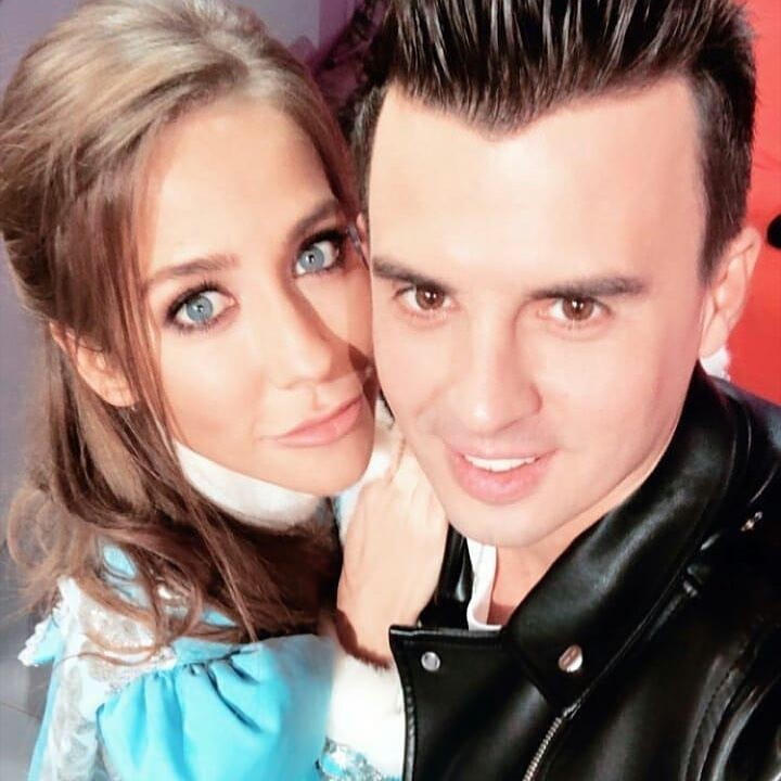 Кирилл Туриченко и Юлия Барановская