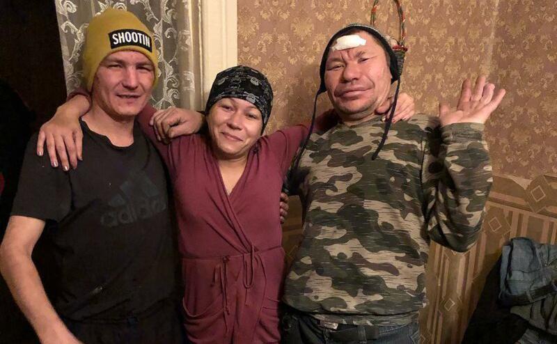 Безумный Пашка, Иришка и Монгол