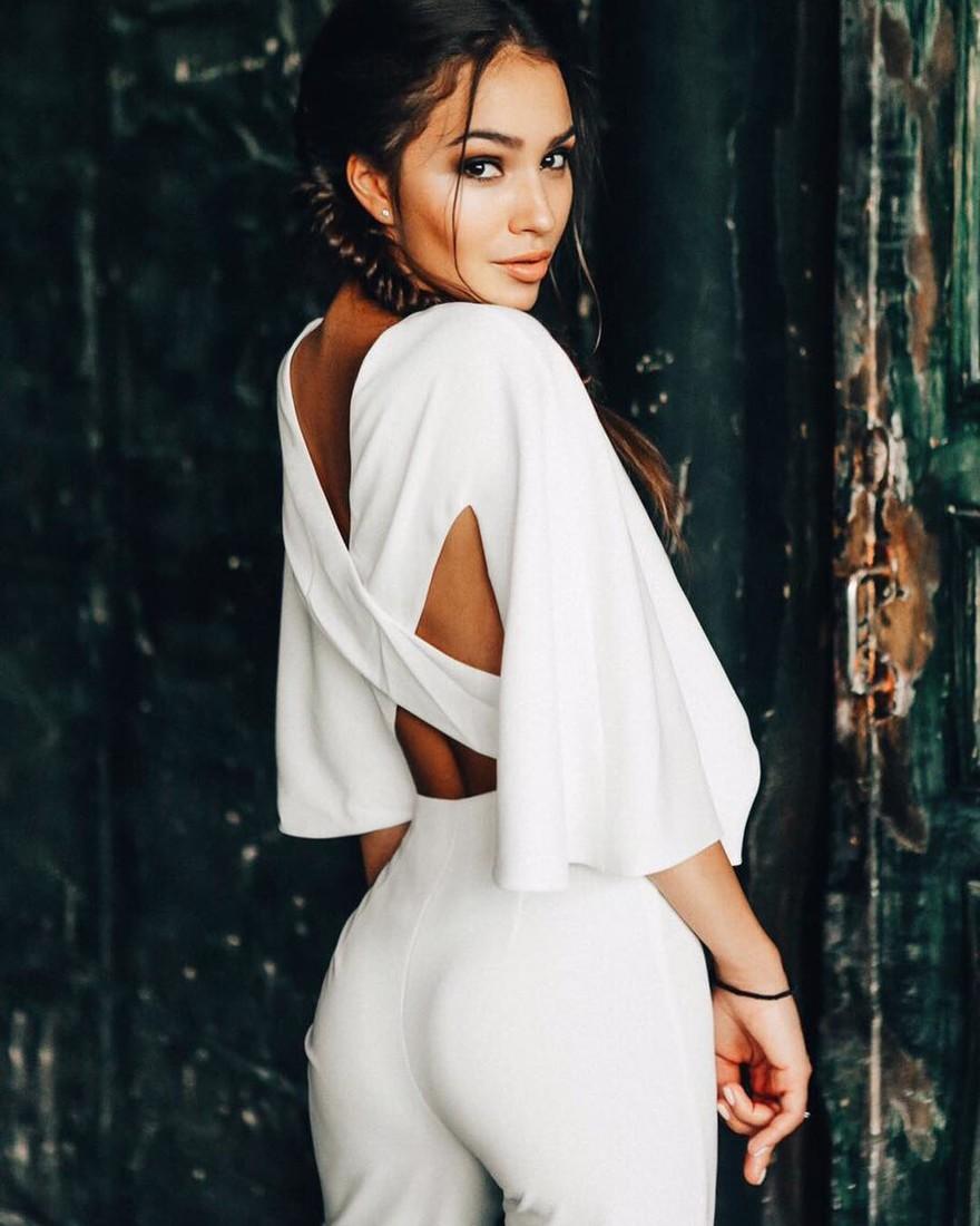 Мария Мельникова модель