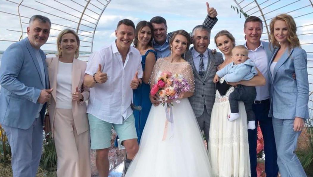 Юлия Арутюнова свадьба