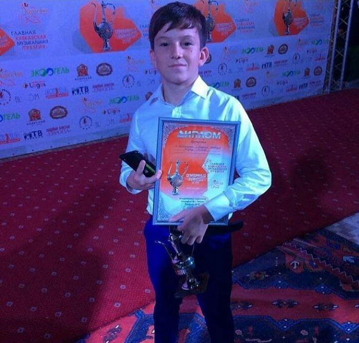 Юсуп Алиев победа