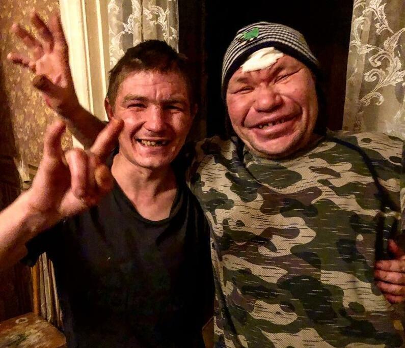 безумный пашка и монгол