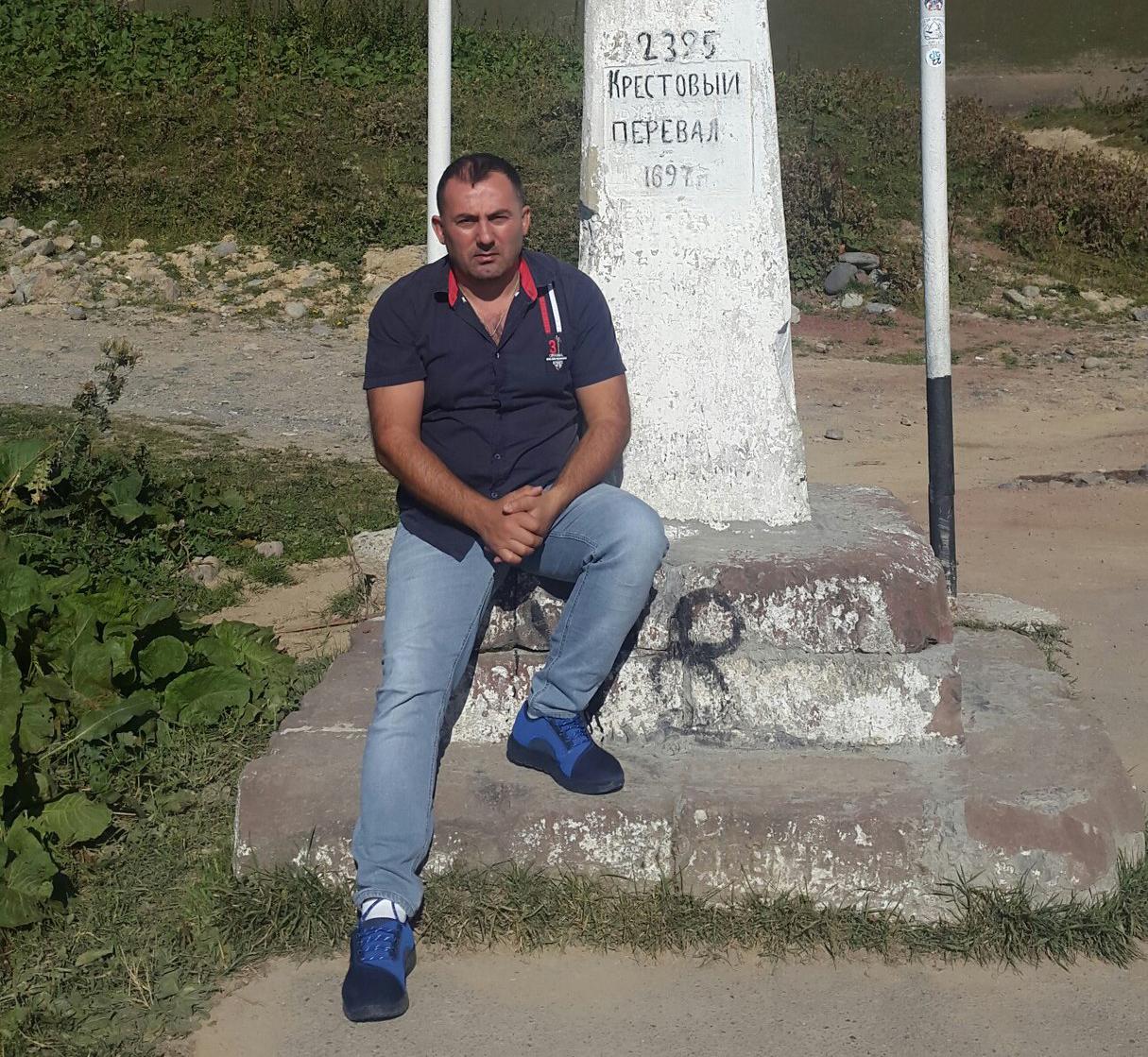 блогер георгий кавказ