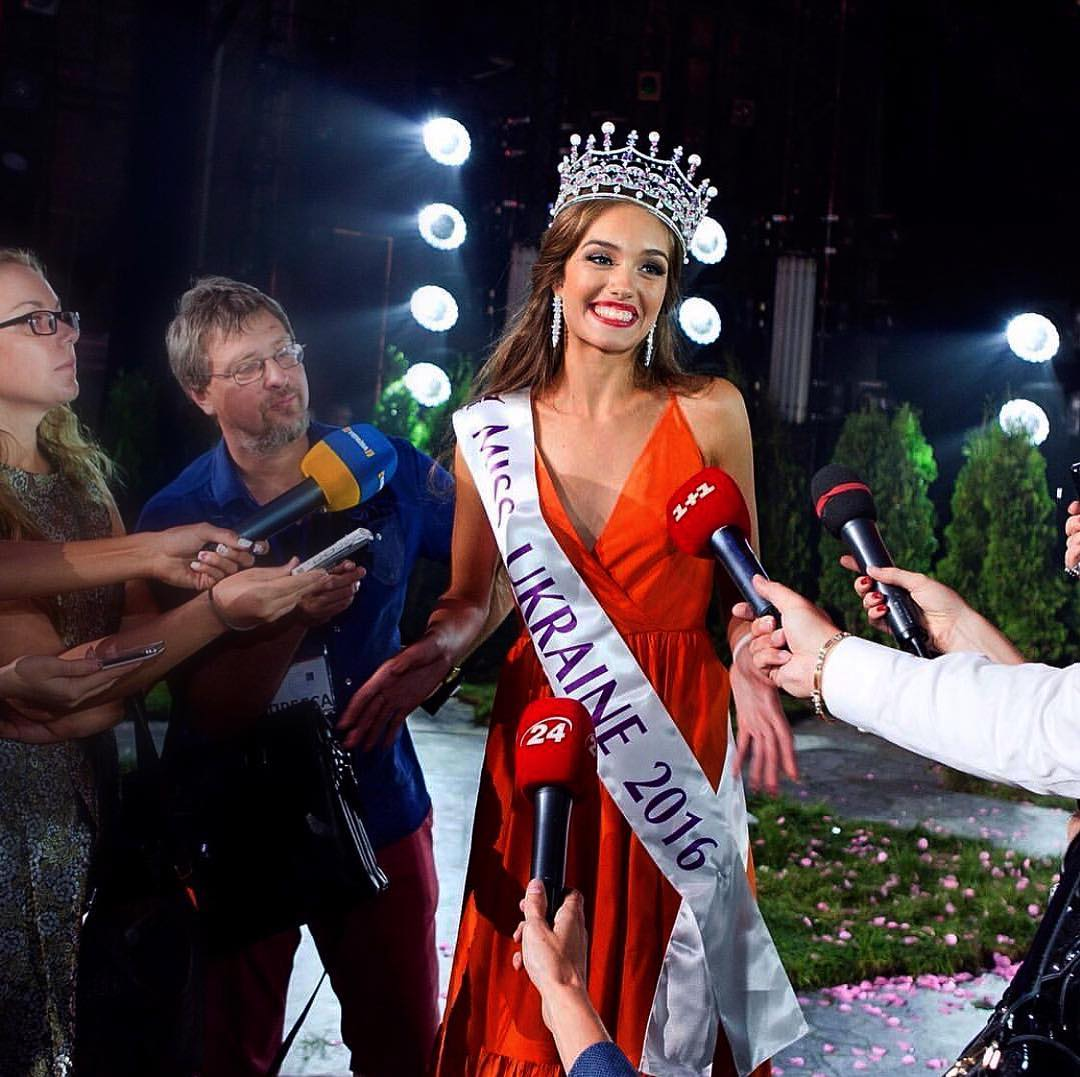 мисс украина 2016