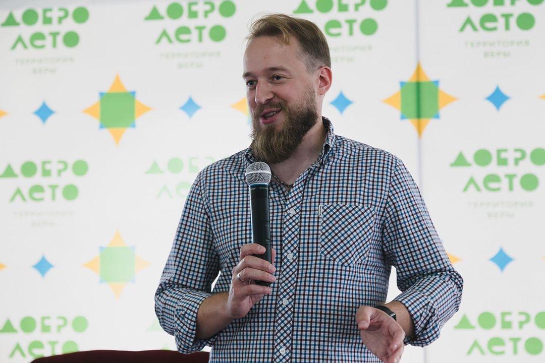 деятельность Олега Робинова