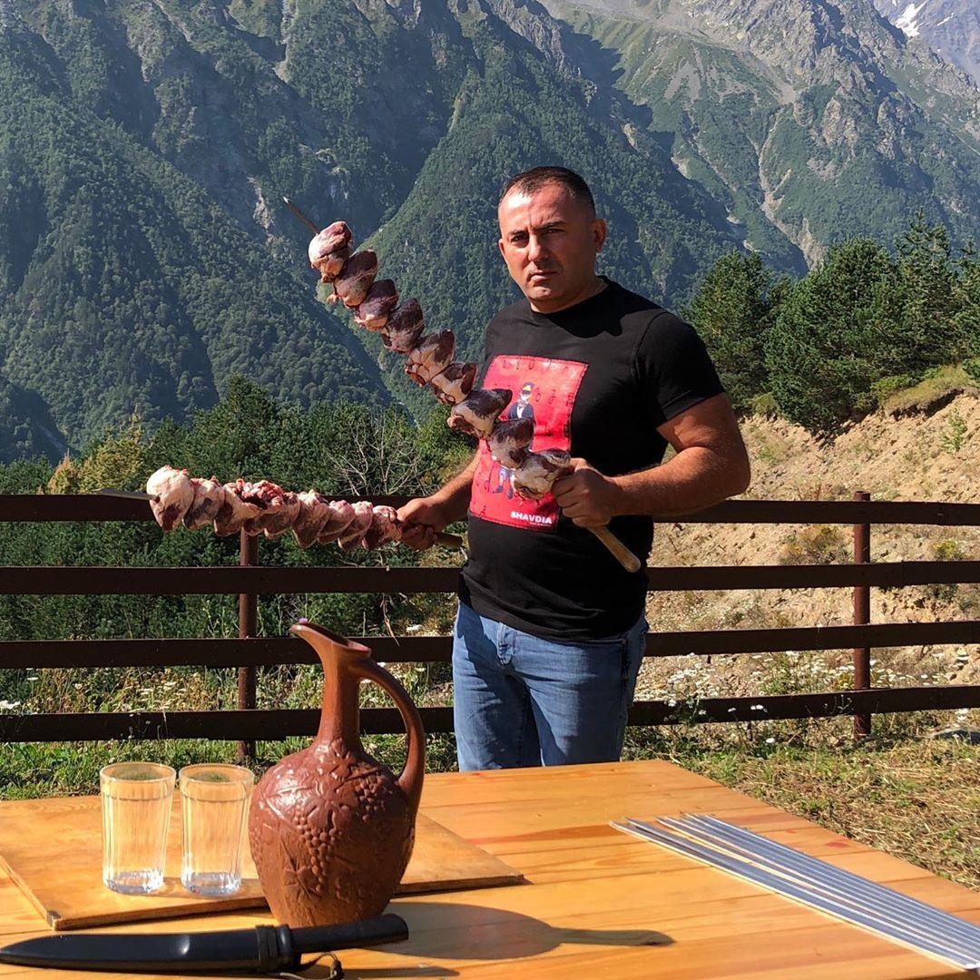 Биография Георгия Кавказ