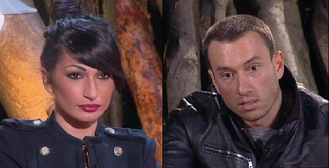 Алина Саакян и Михаил Терехин