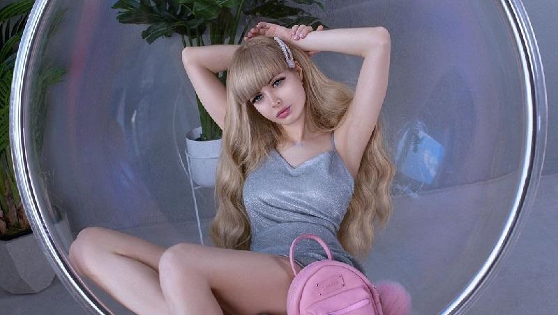 Анжелика Кенова прототип Барби