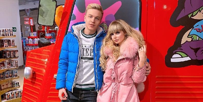 Барби с Кеном