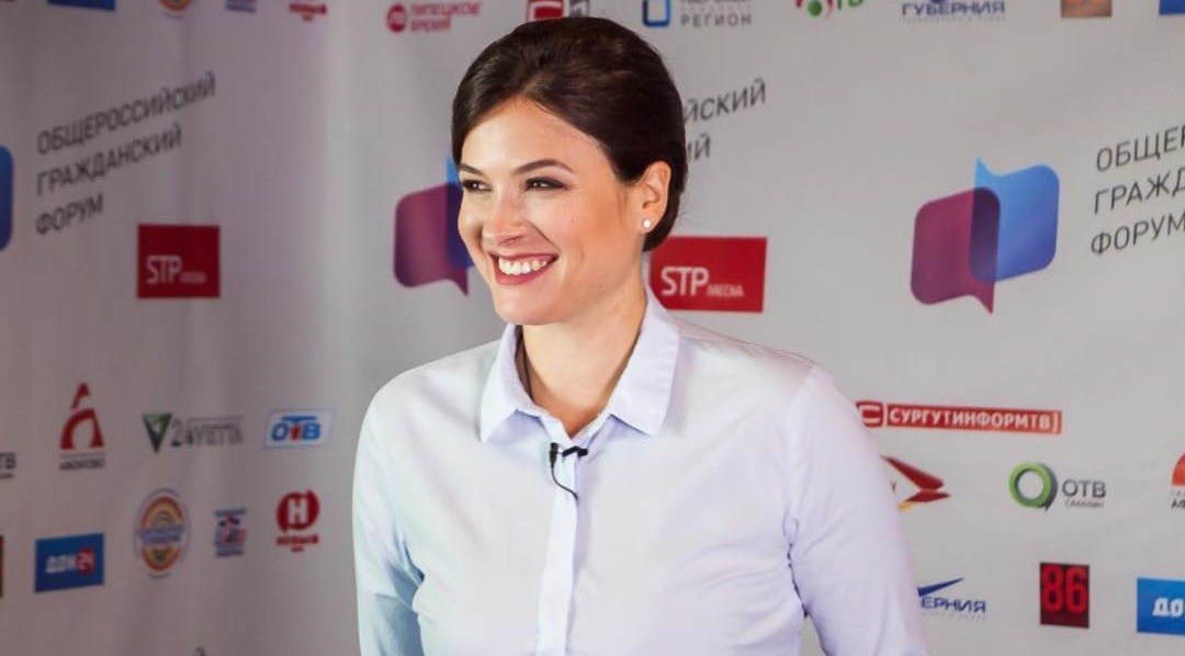 Елена Иванова на телевидении