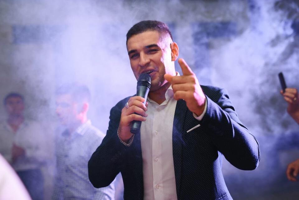 певец Ильнар Гильманшин