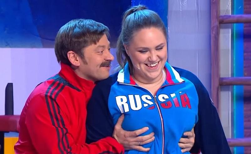 Ксения Кортнева и Дмитрий Брекоткин