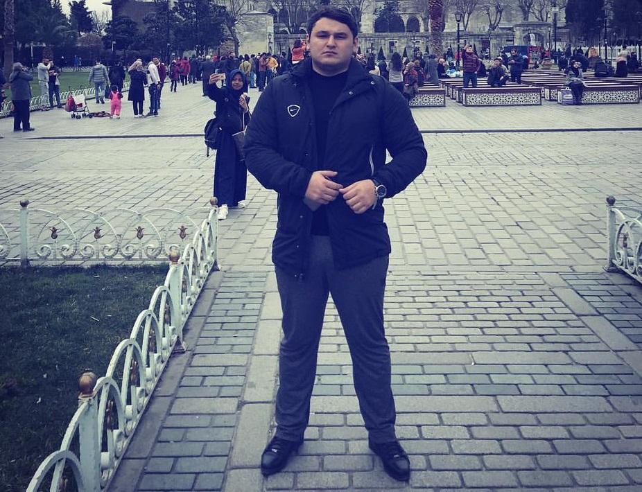 Личная жизнь Рустама Нахушева