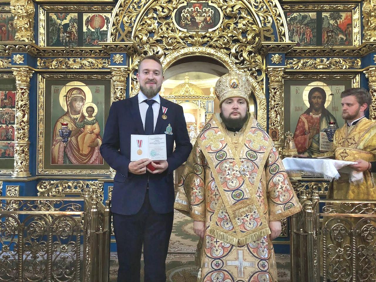 праведник Олег Робинов